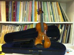 Full Size Carlo Robelli Violin