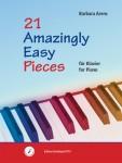 21 AMAZINGLY EASY PIECES PIANO