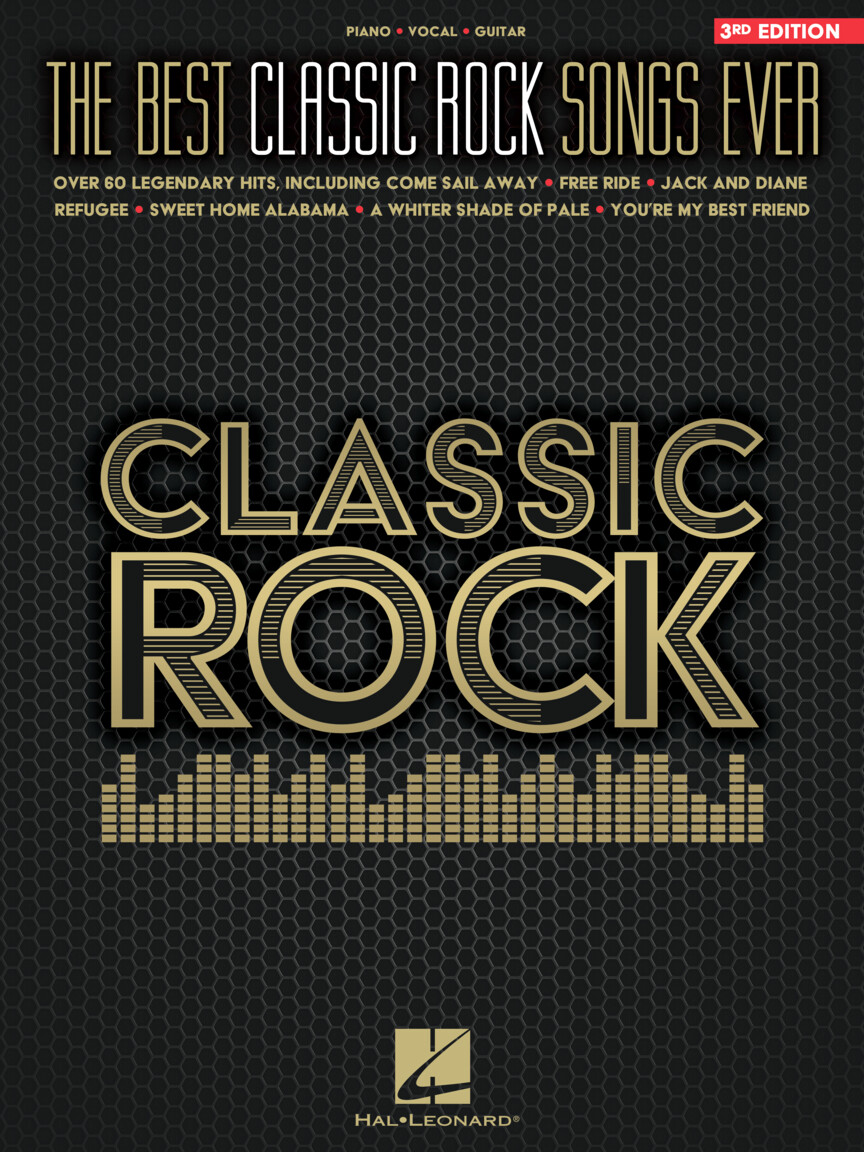 00289313 BEST CLASSIC ROCK SONGS EVER 3E PVG